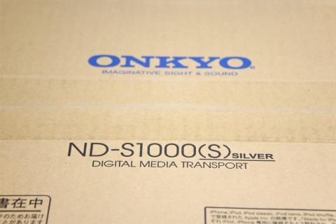 ONKYO ND-S1000  箱