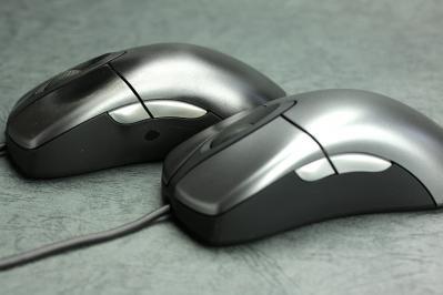マイクロソフト インテリマウス2