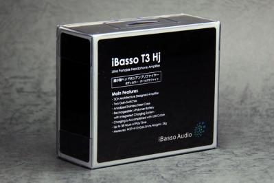 ibasso T3hj 箱 前