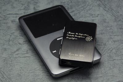 ibasso T3hj iPod 大きさ比較