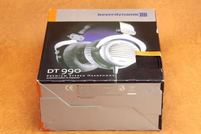DT990 edition2005 箱 底