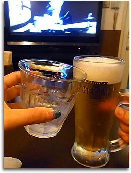 乾杯2回目