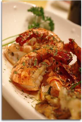 海老とツブ貝