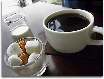コーヒー(RASHIKU)