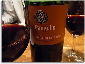 Pangolin cabernet sauvignon