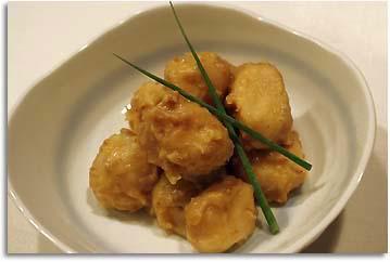 里芋の味噌煮。