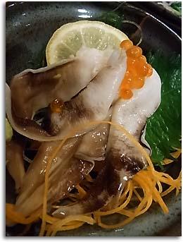 とり貝(鮨処さかい)