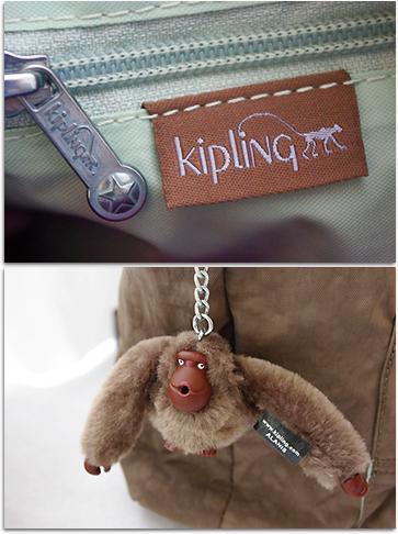 KIPLING。