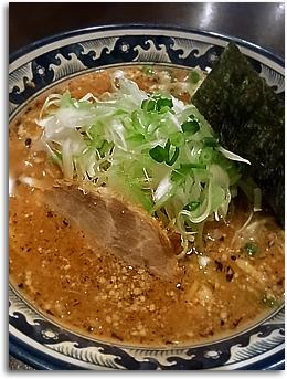 味噌麺(黒船)