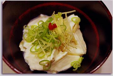 沖縄豆腐。