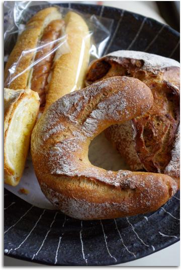 プクガリのパン