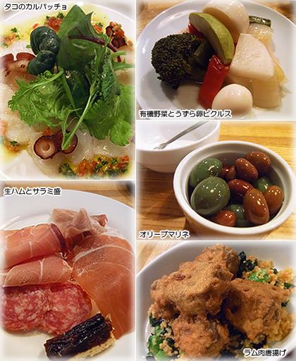 お料理(38食堂)