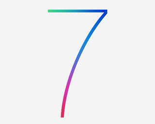 iOS 7 のロゴ