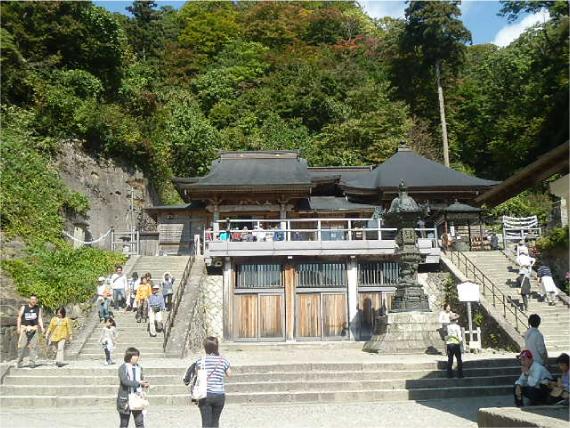 大仏殿と奥之院