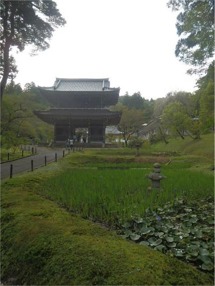 越後春日山林泉寺