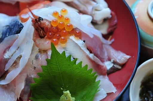 やっぱり海鮮丼