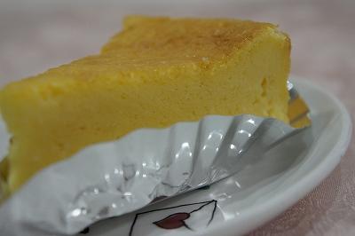 チーズケーキ ピース