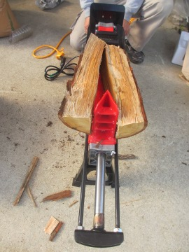 薪割り機7