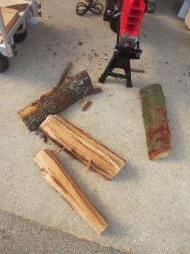 薪割り機8