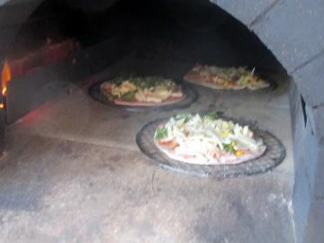 黒米ピザ3
