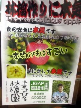 まさひろりんご2