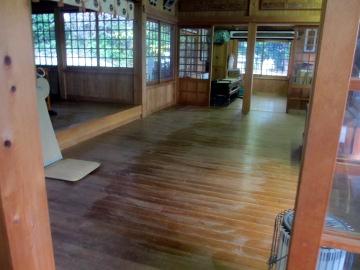 神社大掃除の日2