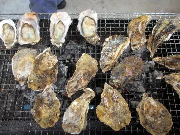 牡蠣焼き3
