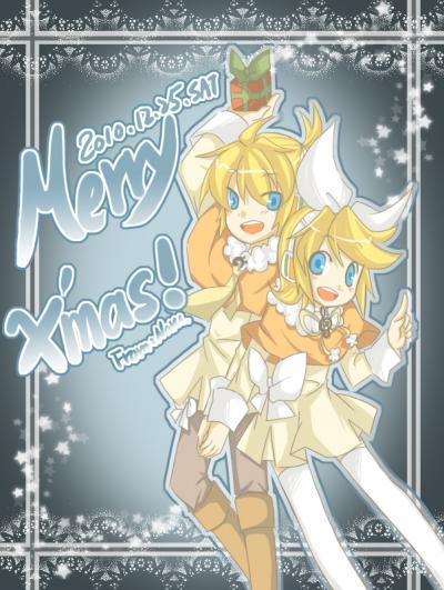 聖誕雙子★