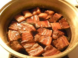 豚の角煮 (5)