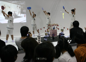 RoboCup_ダンス