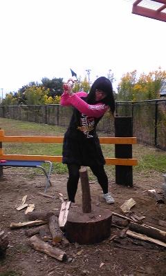 薪割りマスター2