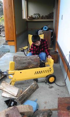 薪割り機マスター