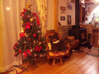 クリスマス始めました3