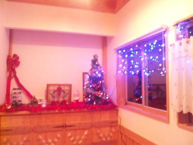 クリスマス始めました2