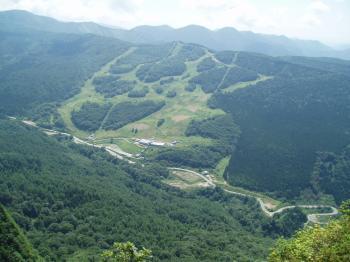 黒伏山山頂1