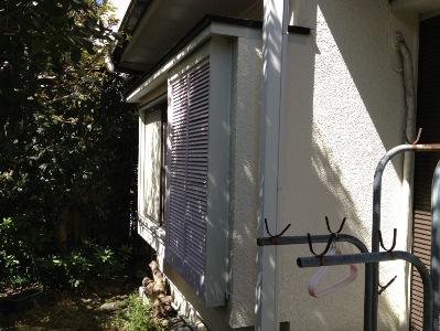 外壁塗装 アフターサービス 厚木市③