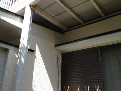 外壁塗装 アフターサービス 厚木市④