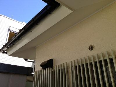 外壁塗装 アフターサービス 厚木市⑤