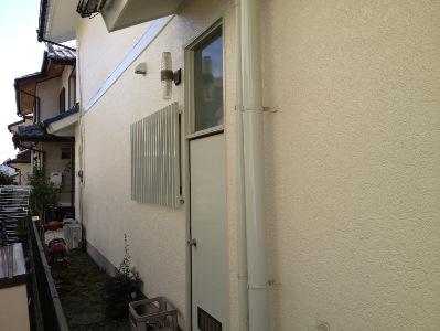 外壁塗装 アフターサービス 厚木市⑦