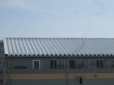 屋根塗装点検 ④