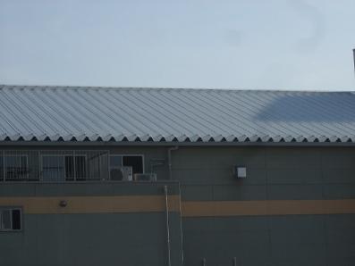 屋根塗装点検 ⑥