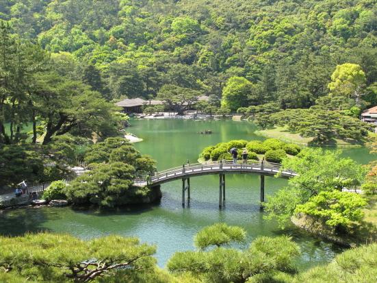 南湖太鼓橋
