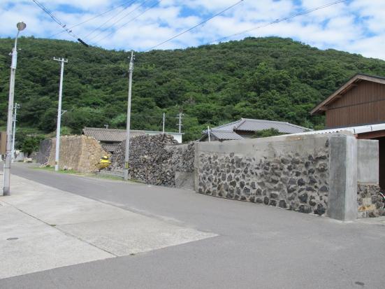 男木島石垣