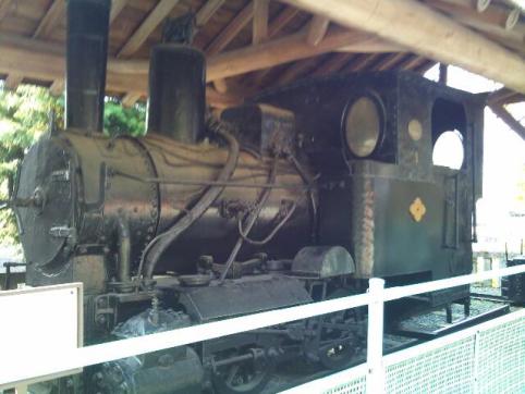 上部鉄道機関車