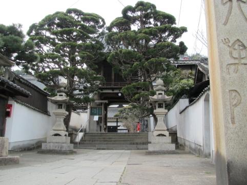 天寧寺山門