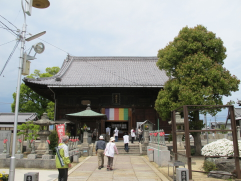 道隆寺本堂