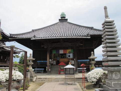 道隆寺大師堂