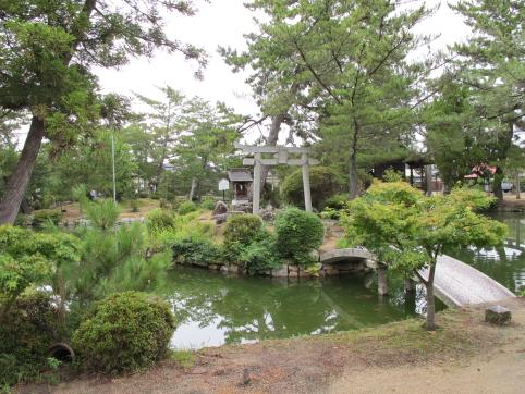 三島式庭園