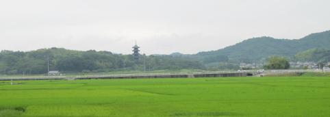 吉備路五重塔