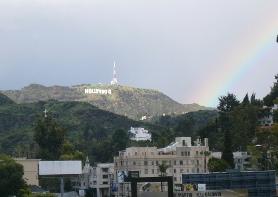 復活!ハリウッドサイン!!